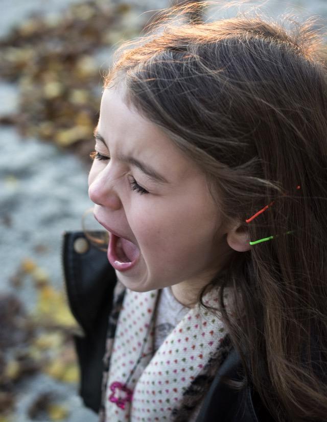child-yell