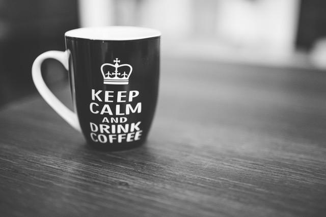 coffee calm